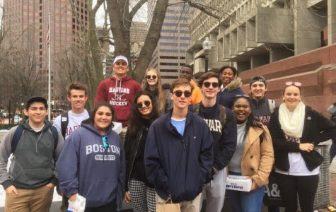 Cardinal Newman Debate Students take on Cambridge