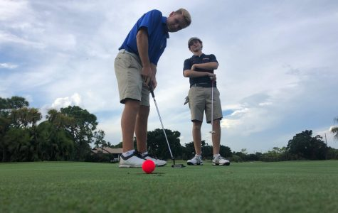 Cardinal Newman Golf Launches
