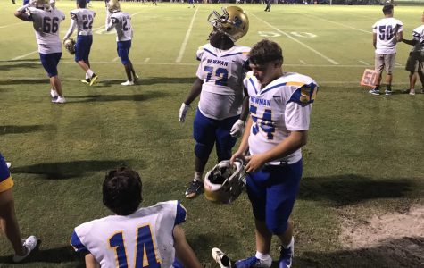Three Touchdowns Not Enough to Beat Kings Academy