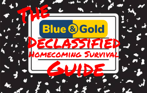 The CN Blue & Gold Declassified Homecoming Survival Guide