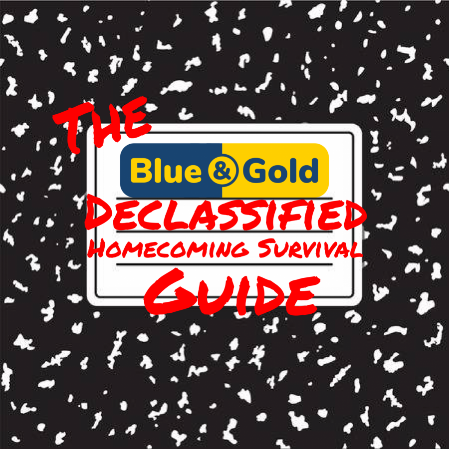 The CN Blue & Gold Declassified Homecoming Week Survival Guide