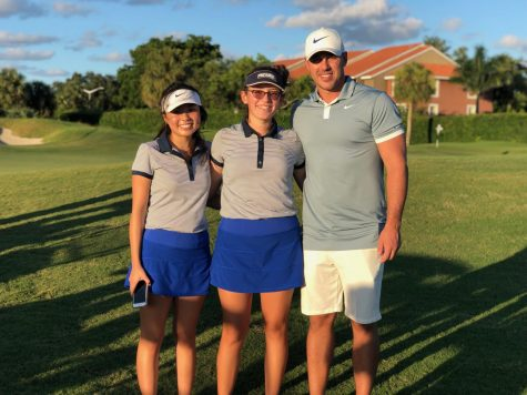 Girls Golf Sees Incredible Season