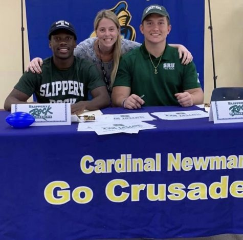 Spring Sports Signing