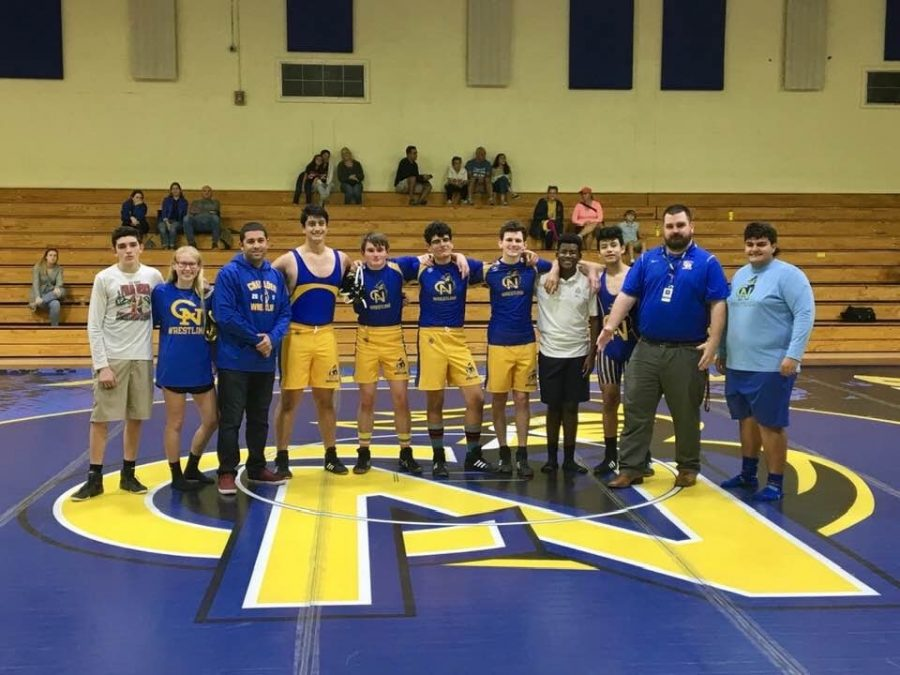 Wrestling Wrap-Up