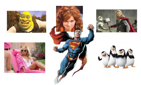 """Student Survey Presents: """"If you could be any movie character for a day, which would you be?"""""""