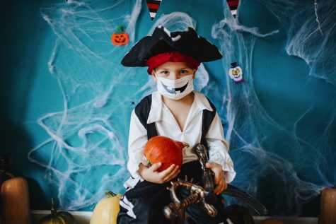 Spooky Season Festivities Amid COVID
