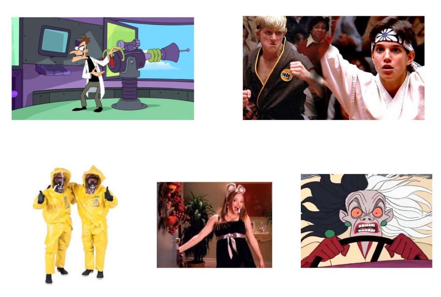 Student Survey Presents: Crusader Halloween Festivities