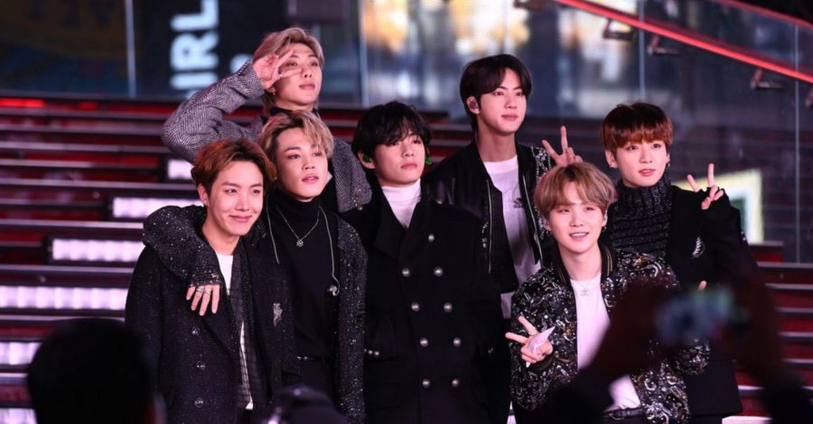 BTS: Brilliant, Talented, Stars