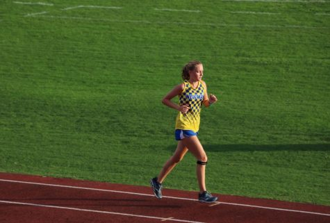 Athlete Spotlight: Katherine McCabe - Cross Country Runner