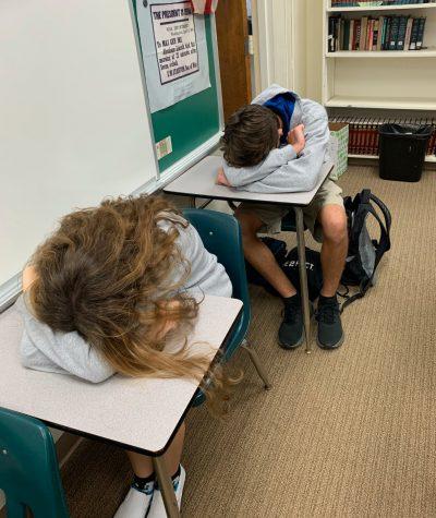 Are Crusaders Sleep Deprived?