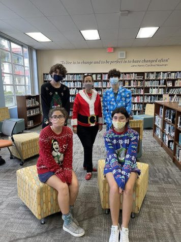 Ugly Sweater Day - Spirit Week 2020