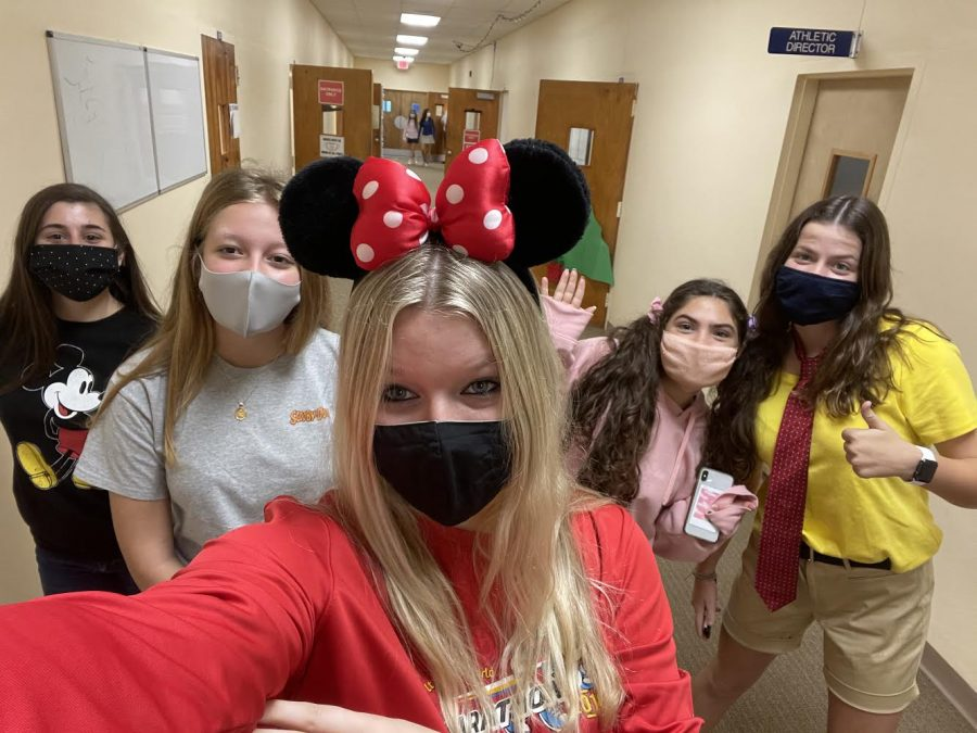 Spirit Week - Cartoon Day 2020