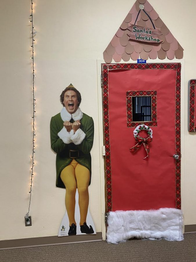 Door Decorating Contest - 2020 Christmas