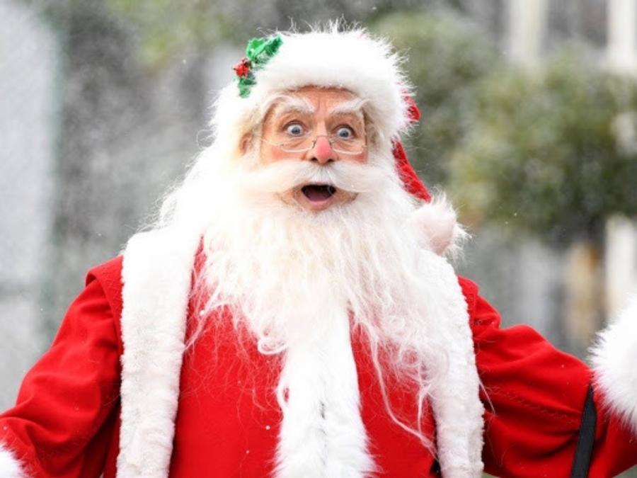 Ho Ho No: Santa is a Bad Role Model!