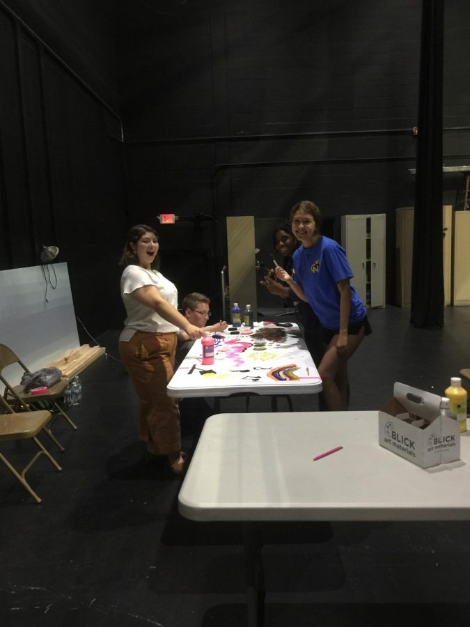 CN Drama Club Sets the Stage for a New School Year