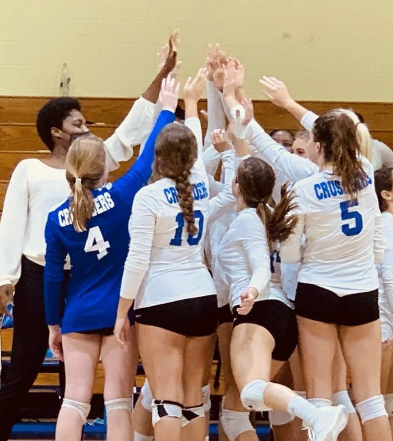 Girls+Volleyball+Season+2021+is+Off+to+a+Great+Start%21