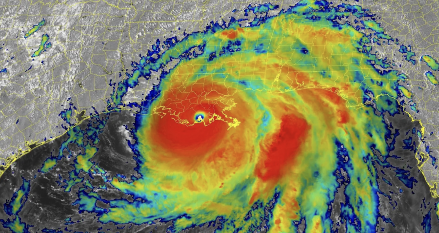 Hurricane+Ida+Strikes+the+Louisiana+Coast+on+Anniversary+of+Hurricane+Katrina
