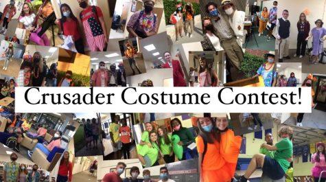 Crusader Homecoming Week Costume Contest!